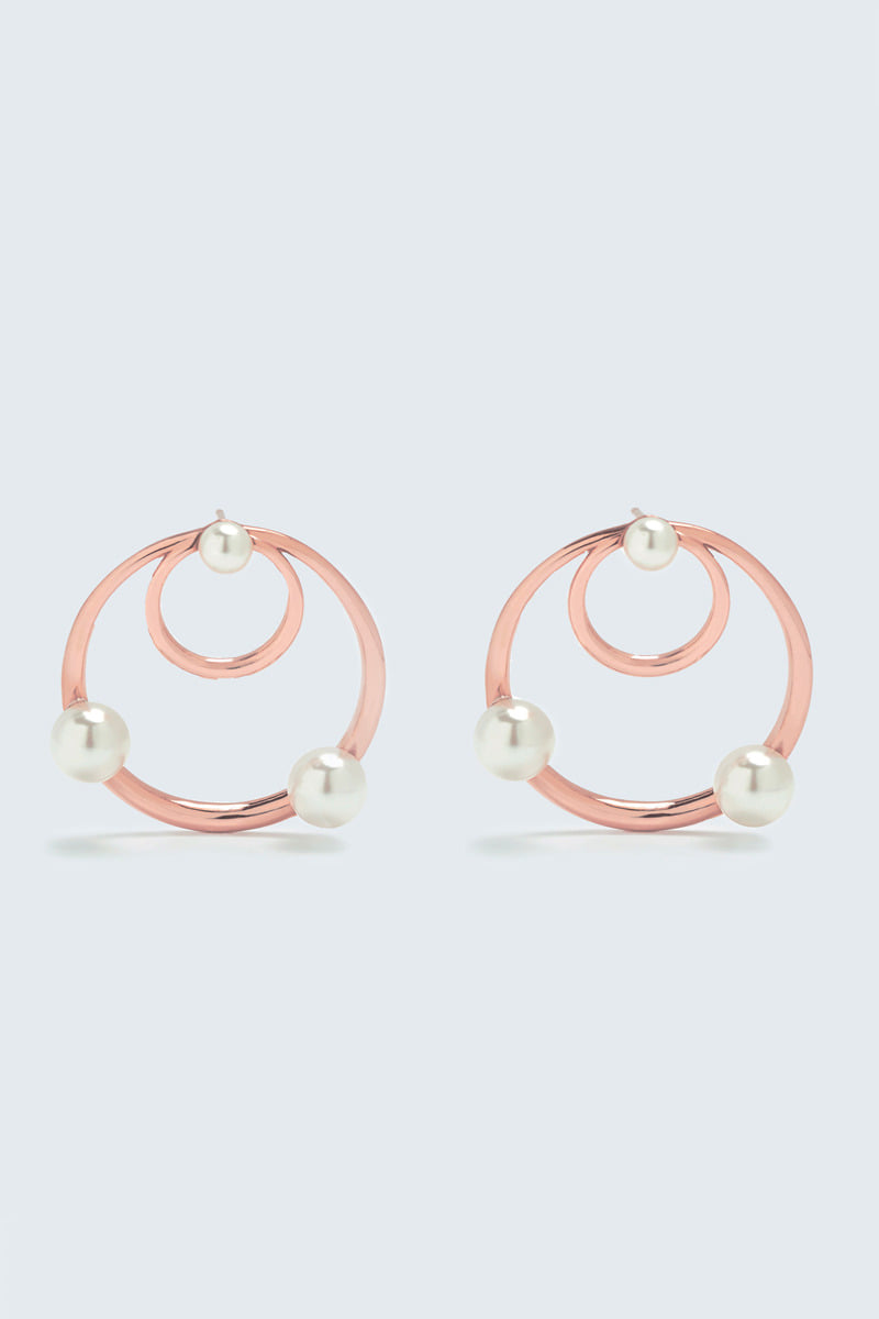 Double Hoop Earring (김경란 착용)